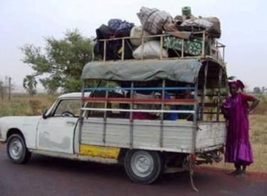 Axe Daloa-Zahibo: les véhicules bâchés interdits de transporter des personnes