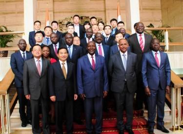 La Chine annonce la construction de six échangeurs à Abidjan