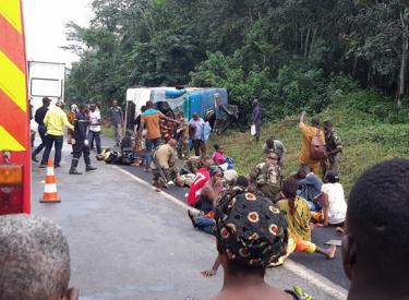 Autoroute du Nord : un accident fait 10 morts et 44 blessés, lundi