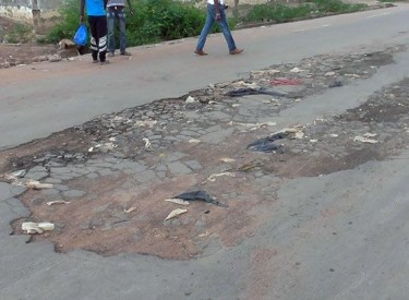 Des travaux de reprofilage de 13 voies lancés à Gonzagueville