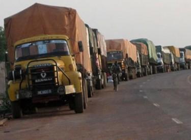 Surcharges des véhicules poids lourds : Des amendes de 20.000 et 60.000 Fcfa par tonne pour les réfractaires