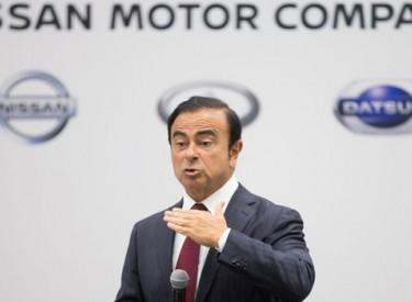 Carlos Ghosn prêt à démissionner de Renault
