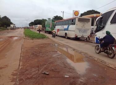 Côte d'Ivoire : La voie nationale A3 de nouveau ouverte au trafic routier à Niakara