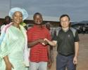 Odienné / Chantier de bitumage axe Odienne-Gbéléban : Après 10 jours d'arrêt, le travail reprend ce lundi 10 avril