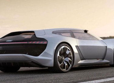 PB18 e-tron, la voiture de course électrique signée Audi