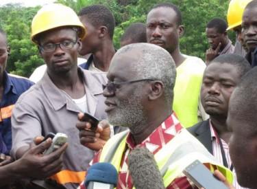 Côte d'Ivoire-Pont métallique effondré : des dispositions pour résoudre rapidement la situation (Sitarail)