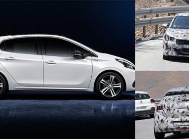 Voilà la nouvelle Peugeot 208 (2019)