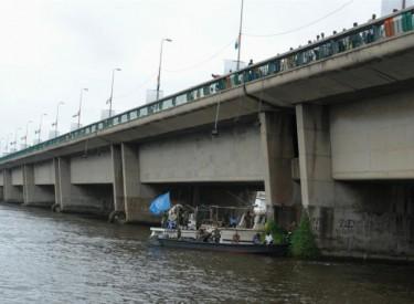 Réhabilitation du pont Félix Houphouët-Boigny : Ce qui va se passer au niveau des trafics ferroviaire et fluvial