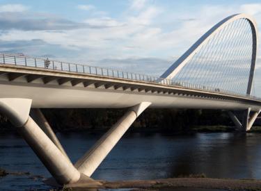 Infrastructures routières : 14 ponts métalliques annoncés sur certains axes