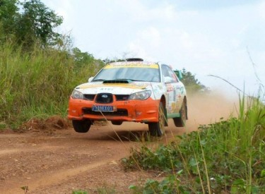 Sport Auto : Des pilotes ivoiriens essaient de nouveaux bolides