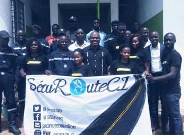Bouaké : Des étudiants lancent une application dédiée à la sécurité routière