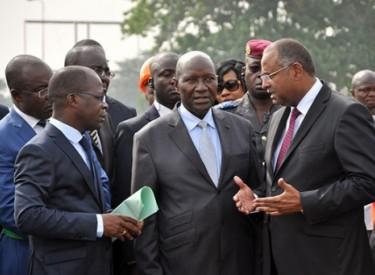 Amélioration de la sécurité et de la fluidité routière à Abidjan Duncan lance des travaux de signalisation : Coût : 3,5 milliards Fcfa