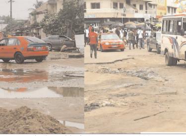 Infrastructures routières à Abidjan : Il y a problème partout