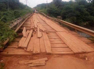 Bientôt un nouveau pont Yaka à Tabou