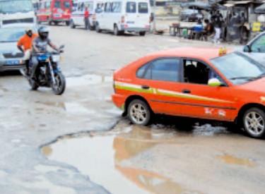 Abobo Dokui, axe Samaké-Abobo Gare... : La dégradation des routes s'accentue