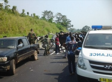 Une dizaine de chrétiens périssent dans un accident de circulation à Oumé