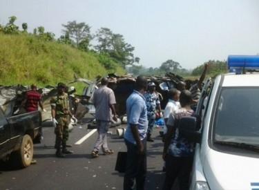Autoroute Abidjan - Yamoussoukro : La vitesse continue à faire des dégâts