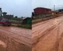Amédé Kouakou satisfait de l'avancement des travaux du carrefour Abatta-cité Sir