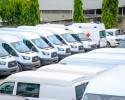 Don de 55 véhicules pour faciliter l'acheminement des médicaments