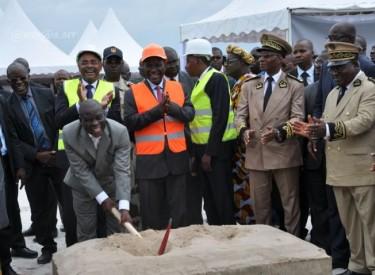 Adzopé - Yakassé Attobrou : Les travaux de bitumage ont démarré et dureront 12 mois