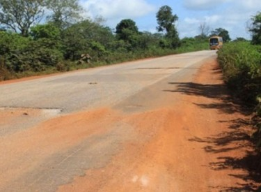 La réhabilitation du tronçon Katiola-Ferkessédougou réjouit les autorités du Hambol