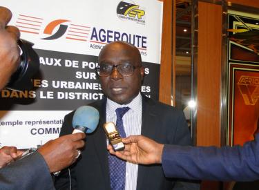 Construction de routes et ponts : Le Dg de l'Agéroute dévoile les grands projets
