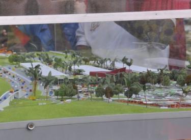 """Lancement des travaux de construction de la gare routière interurbaine d'Abidjan, """"la plus grande"""" du continent"""