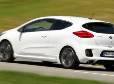 La Kia Pro Cee'd GT se dévergonde avec retenue