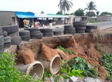 Bondoukou : La route nationale A1 bientôt coupée…