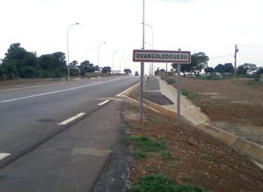 La ville de Ouangolodougou bénéficie de 5 km de bitume