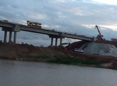 Construction du 4e pont: Tchagba Laurent rassure les habitants de Mossikro