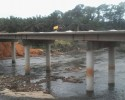 Le nouveau pont Yaka de Tabou achevé à 90%