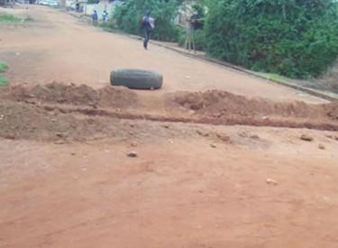 L'axe routier Bono-Blaissekro dans un état de délabrement avancé