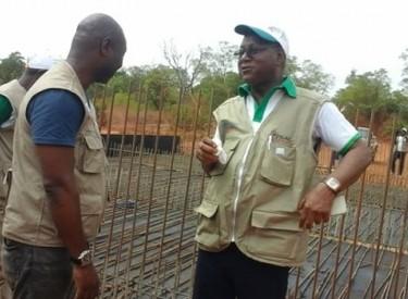 Financement acquis pour le bitumage de l'axe Korhogo-M'Bengué