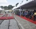Début des travaux de réhabilitation du chemin de fer Abidjan-Ouagadougou