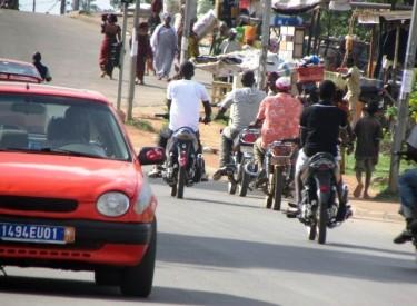 Bouaké : Des chauffeurs de taxis confrontés à une pénurie de gaz