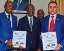 Transport abidjanais : la Côte d'Ivoire va recevoir prochainement 500 autobus neufs depuis la France