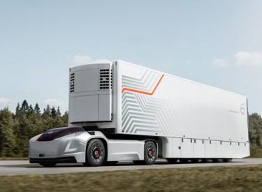 Volvo dévoile une solution de transport entièrement électrique et autonome