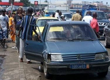 Transport urbain : Les woro-woro paralysent la circulation à N'Dotré